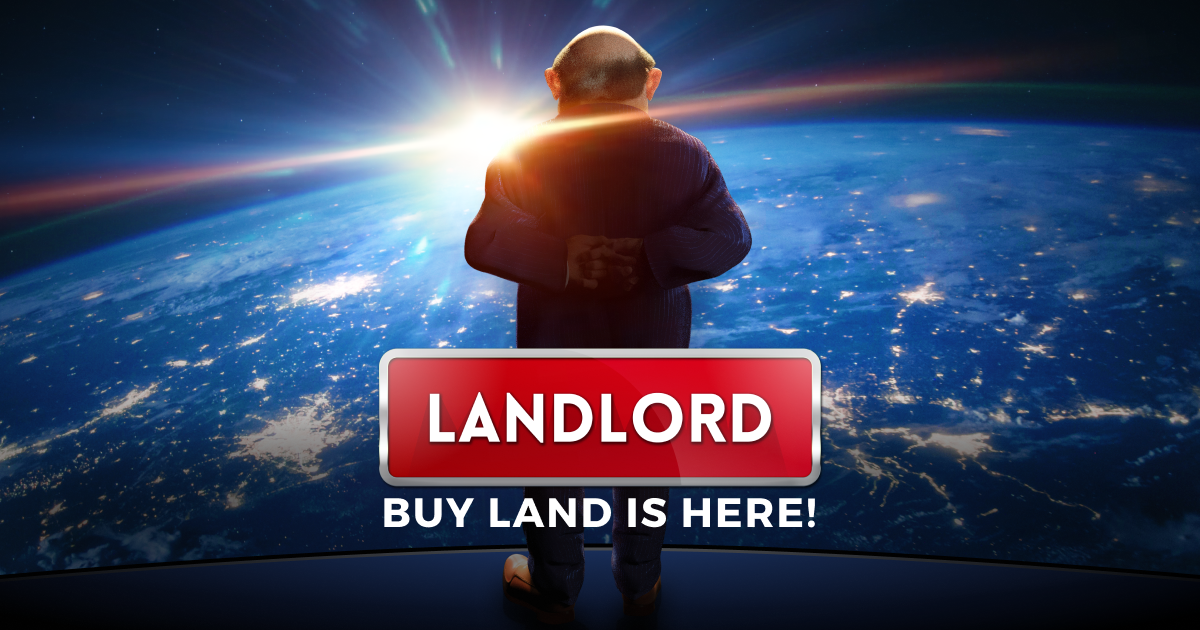 Additional gameplay. Same goal Buy Land update allows the higher level players to spend their earning from properties to buy lands. In the previous announcement post we mentioned, that the lands… Read more